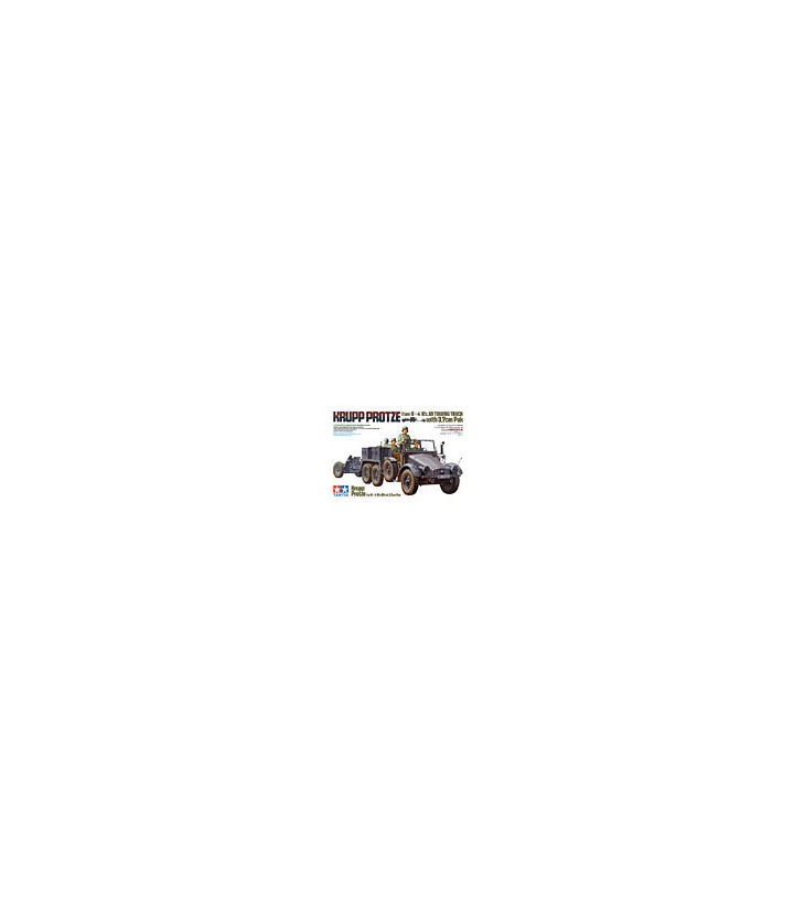 1:35 Tamiya Model Kit Krupp Protze 1 Ton 6X4 Kfz.69 35259