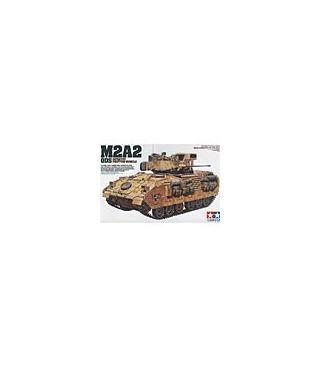 1:35 Tamiya Model Kit M2A2 Ods Infantry Fighting Vehicle 35264