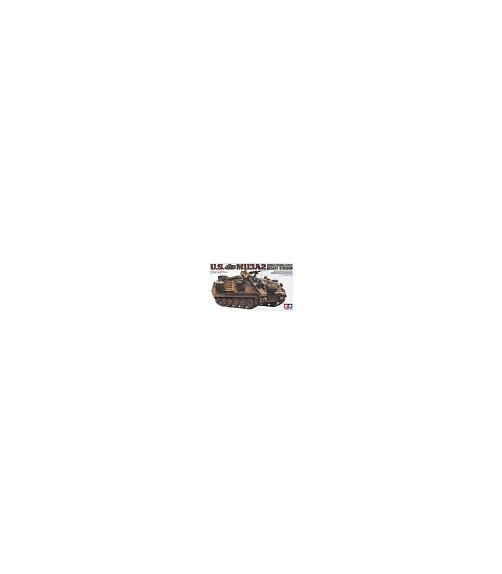 1:35 Tamiya Model Kit M113A2 Armored Personnel Carrier 35265