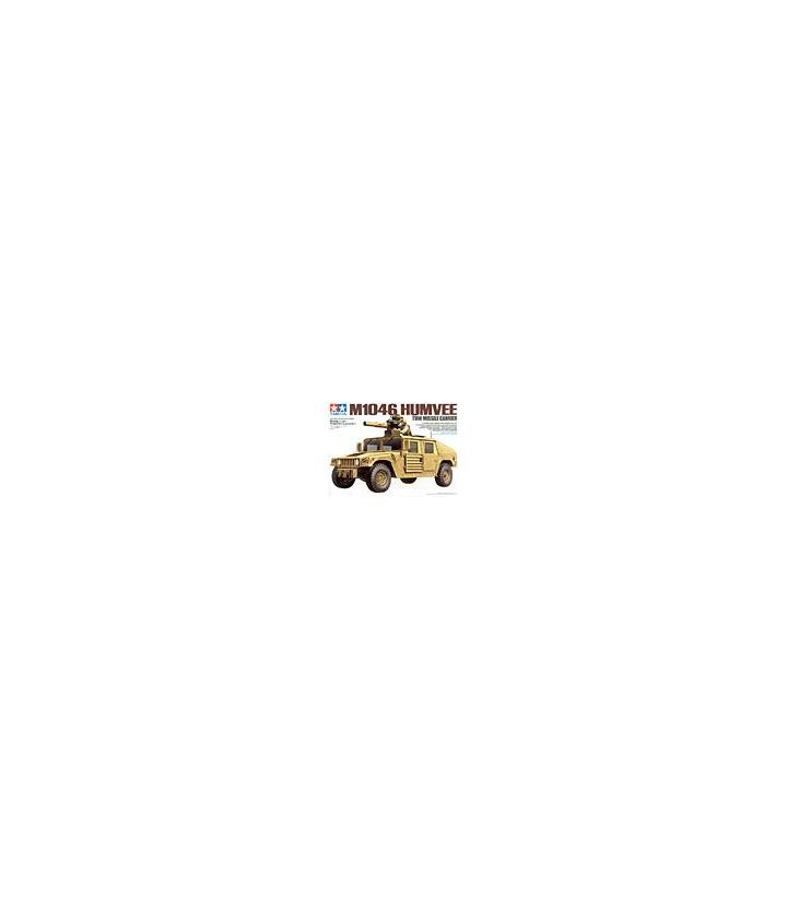 1:35 Tamiya Model Kit M1046 Humvee Tow Missle Carrier 35267