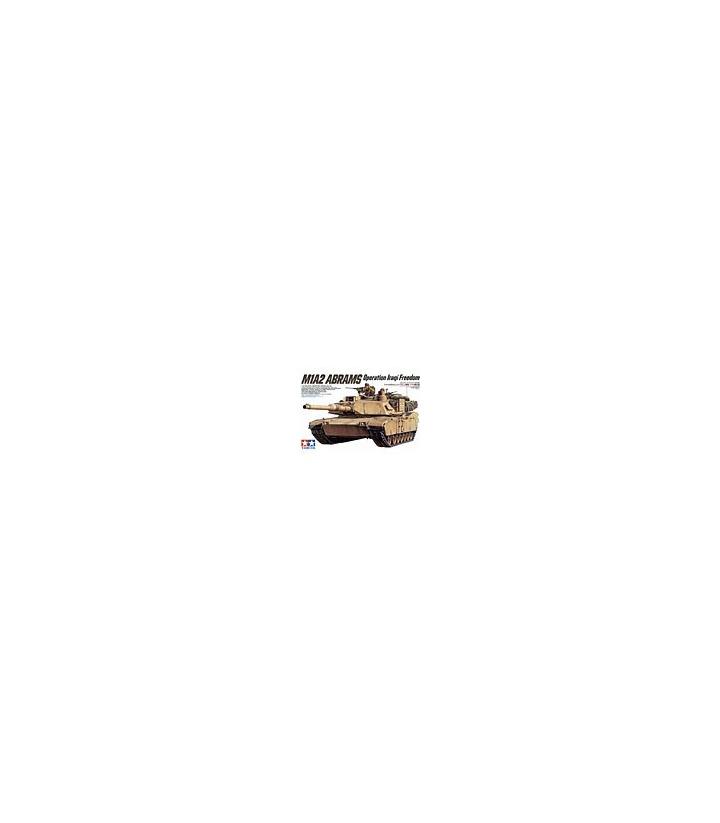 1:35 Tamiya Model Kit M1A2 Abrams Operation Iraqi Freedom35269