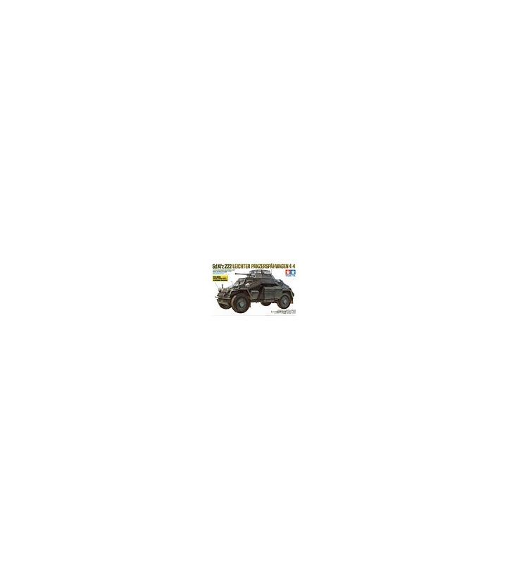 1:35 Tamiya Sd.kfz.222 Leichter Panzerspahwagen 4X4 35270