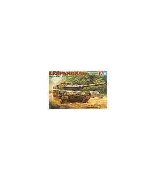 1:35 Tamiya Model Kit Leopard 2 A6 Main Battle Tank 35271