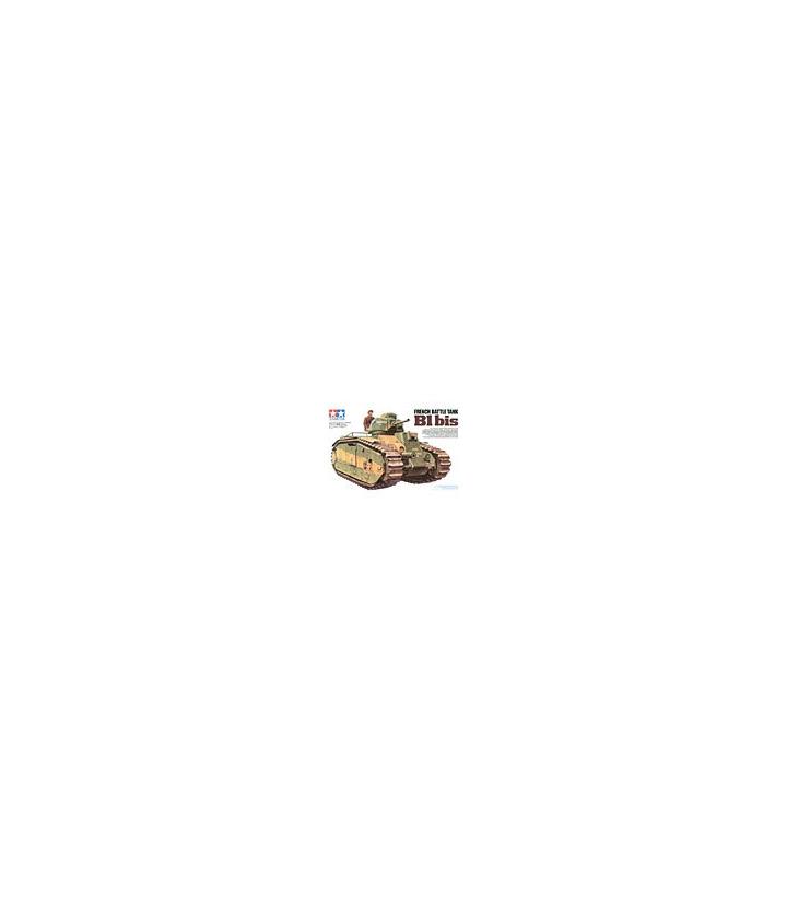 1:35 Tamiya Model Kit French Battle Tank B1 Bis 35282
