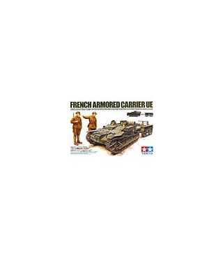 1:35 Tamiya Model Kit French Armored Carrier UE 35284
