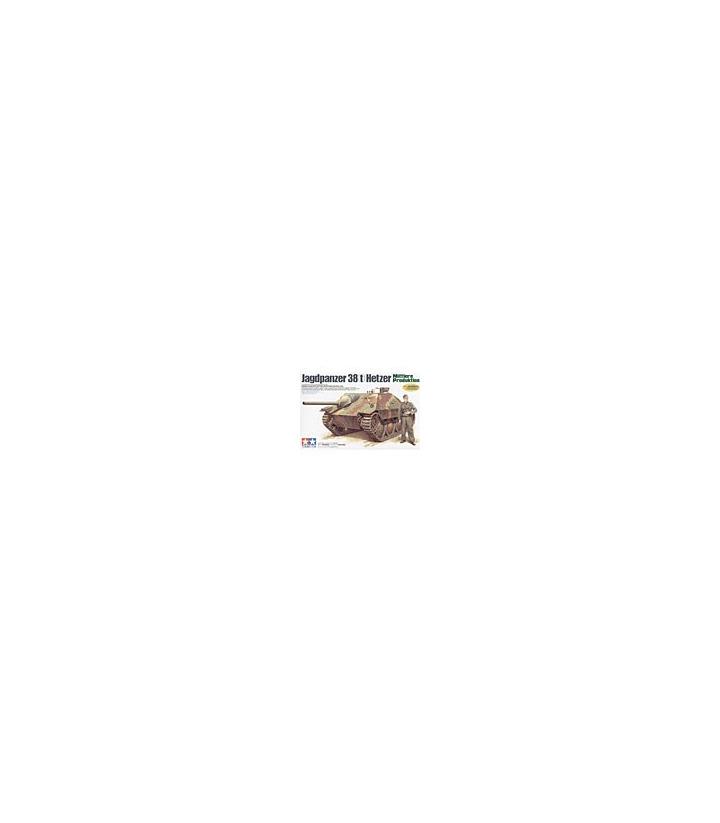 1:35 Tamiya Jagdanzer 38t Hetzer Mittlere Production 35285