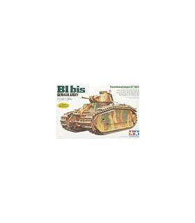 1:35 Tamiya Model Kit German Army B1 Bis 35287