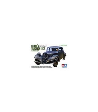 1:35 Tamiya Model Kit Citroen Traction 11cv Staff Car 35301