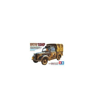 1:35 Tamiya Model Kit British Light Utility Car 10Hp 35308