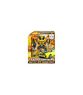 Transformers 2010 Movie 2 ROTF Leader Class Battle Ops Bumblebee
