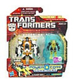 Transformers 2010 Commander 2-Packs Leadfoot with Pinpoint