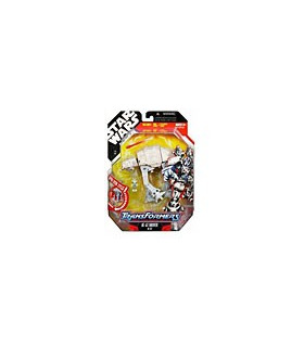 Star Wars Transformers AT-AT Driver AT-AT [SOLD OUT]