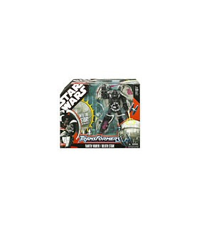 Star Wars Transformers Darth Vader Death Star [SOLD OUT]