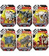 Star Wars Transformers Figures Series 6-2 Set of 6 [SOLD OUT]
