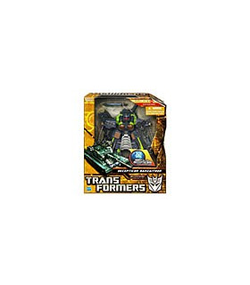 Transformers 2010 Movie 2 ROTF Voyager Decepticon Banzai-Tron