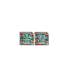 Transformers 2010 Combiner 5-Packs Series 02 Set of 2