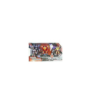 Transformers 3-Pack Hot Rodimus Cyclonus Galvatron [SOLD OUT]
