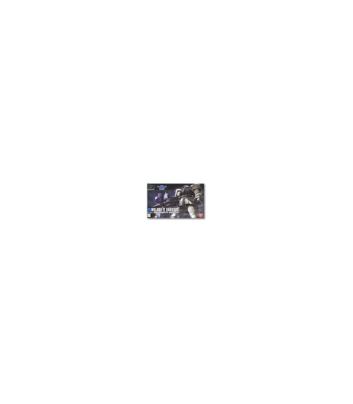 Gundam HGUC 1/144 Model Kit MS-06F-2 Zaku II F2 EFSF Ver