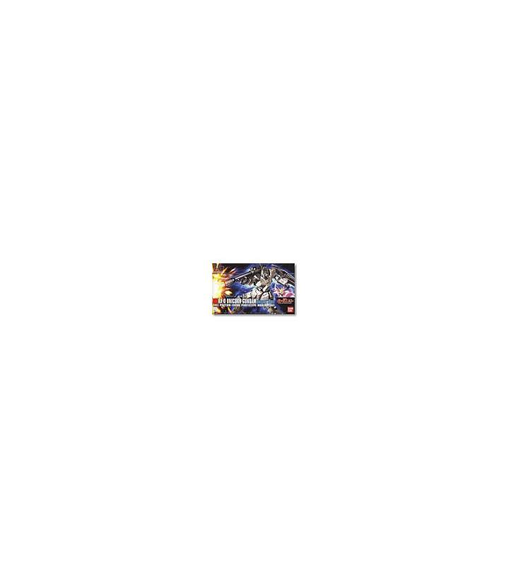 Gundam HGUC 1/144 RX-0 Unicorn Gundam Unicorn Mode