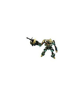 Transformers 2010 RA-32 Alliance Jazz Captain Lennox [SOLD OUT]