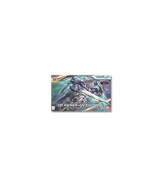 Gundam 00 High Grade 1/144 HG 00 Raiser + GN Sword III