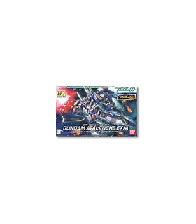 Gundam 00 High Grade 1/144 Model Kit HG Avalanche Exia Dash