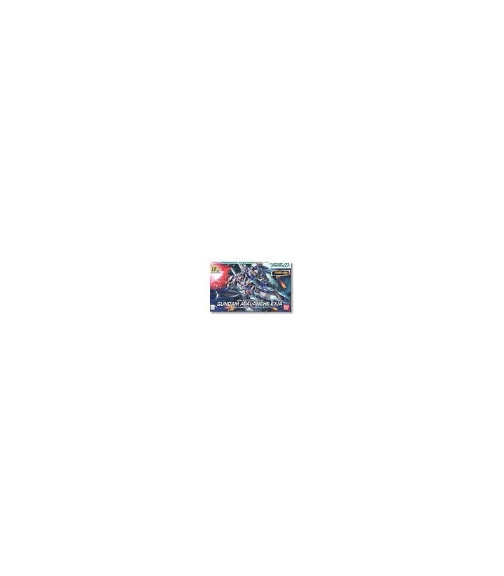 Gundam 00 High Grade 1/144 Model Kit HG Avalanche Exia Dash