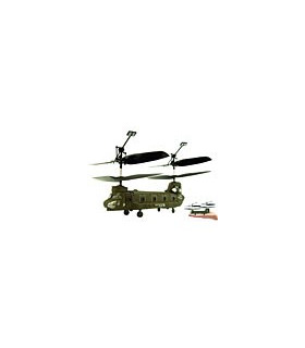 Syma S026 Micro Chinook Cargo Transport 3 Ch RC Helicopter