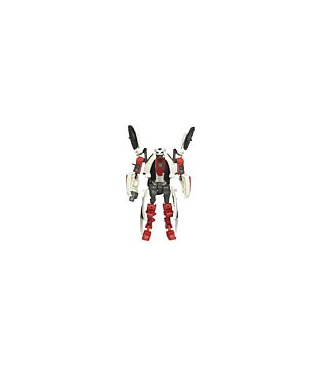 Transformers 2010 Movie 2 ROTF Scout Class Backfire Loose