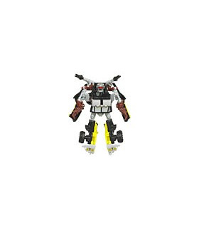 Transformers 2010 Movie 2 Scout Crankstart Loose[SOLD OUT]