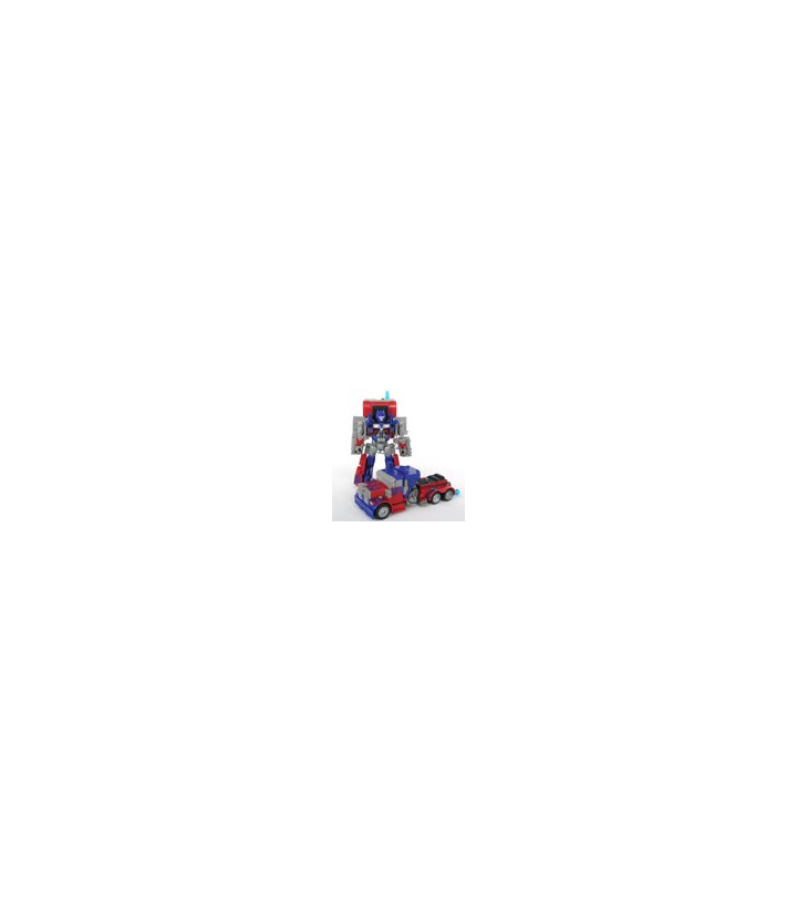 Transformers 2007 Movie Optimus Prime FAB Loose [SOLD OUT]