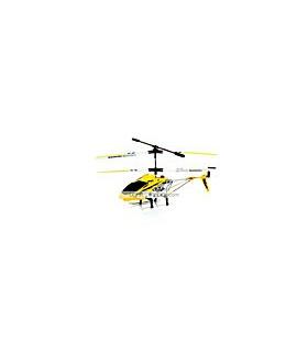 Syma S107 3CH RC Helicopter RTF w/ Gyro Yellow