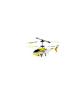 Syma S107 3CH RC RTF Helicóptero w / Gyro Amarillo