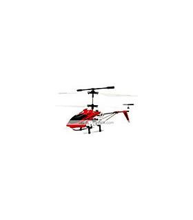 Syma S107 3CH RC RTF Helicóptero w / Gyro Roja