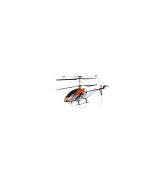 Double Horse 9053 3CH RC Helicóptero Metal w / girocompás