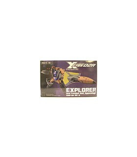 Crossfire XF-02A Explorer Combat Add-On Kit A [SOLD OUT]