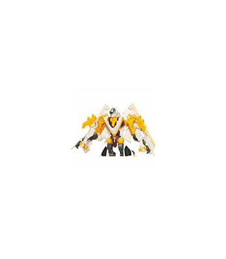 Transformers 2010 ROTF Scout Series 03 Sunspot Loose [SOLD OUT]
