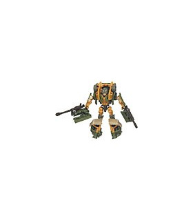 Transformers 2010 ROTF Scout Series 03 Firetrap Loose [SOLD OUT]