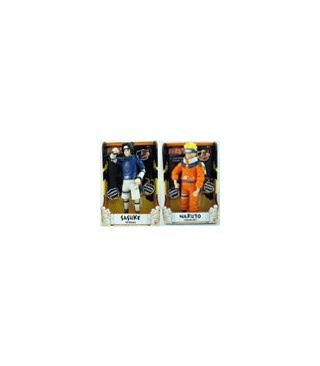MATTEL 12 Inch Naruto Uzumaki and Sasuke Uchiha Set [SOLD OUT]