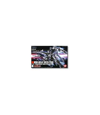 Gundam HGUC 1/144 Model Kit 001A1 Delta Plus