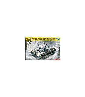 1:35 Dragon Panzer Pz.Kpfw.III Ausf.N w/Winterketten 6606