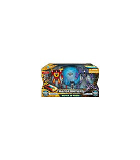 Transformers 2011 Battle in Space Rodimus vs Cyclonus [SOLD OUT]