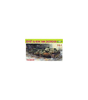 1:35 Dragon Soviet SU-85M Tank Destroyer Premium 6415 [SOLD OUT]