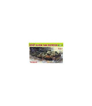 1:35 Dragon Soviet SU-85M Tank Destroyer Premium 6415 [SOLD OUT]