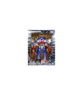 Transformers Movie 2 ROTF LUCKY DRAW Clear Optimus Prime [SOLD OUT]