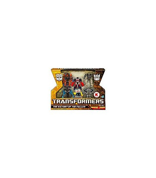 Transformers Movie Legends The Victory Of The Fallen [SOLD OUT]