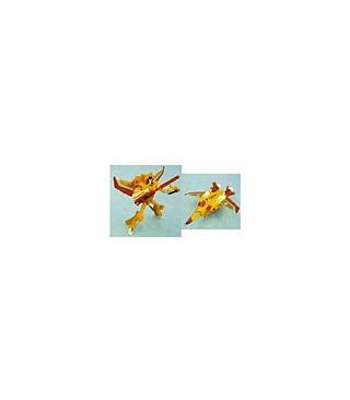 Japanese Transformers Animated - TA35 / TA-35 Sunstorm Loose