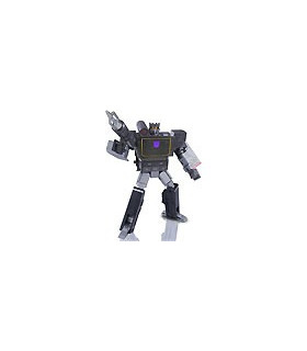 Transformers Music Label Soundblaster (Black) [SOLD OUT]