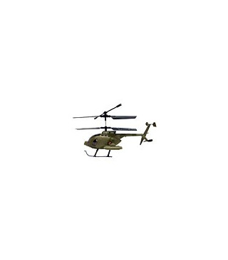 Syma S106 Mini Co-Axial Hughes Helicopter Military [SOLD OUT]