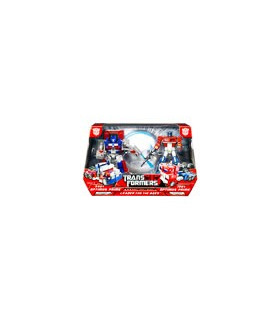 "Transformers Movie ""Leader For The Ages"" Optimus Prime [SOLD OUT]"